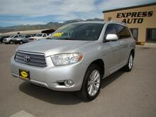 2008_Toyota_Highlander_Hybrid SD_ North Logan UT