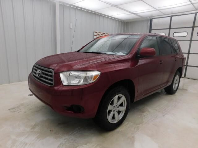 2008 Toyota Highlander 4WD 4dr Base Manhattan KS