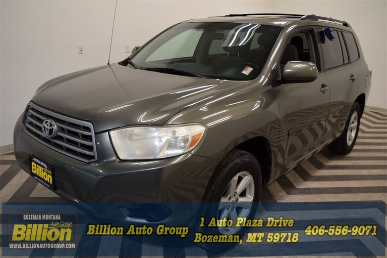 2008 Toyota Highlander Base Bozeman MT