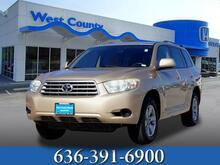 2008_Toyota_Highlander_Base_ Ellisville MO