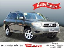 2008_Toyota_Highlander_Base_ Hickory NC