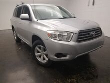 2008_Toyota_Highlander_Base_ Houston TX