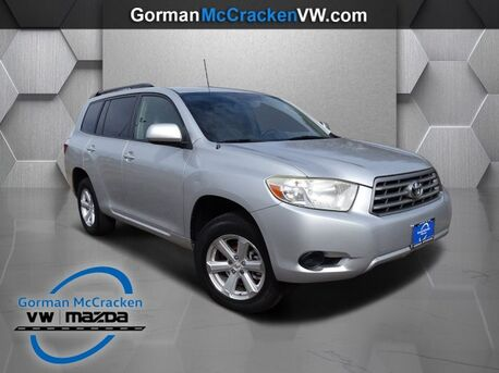 2008_Toyota_Highlander_Base_ Longview TX