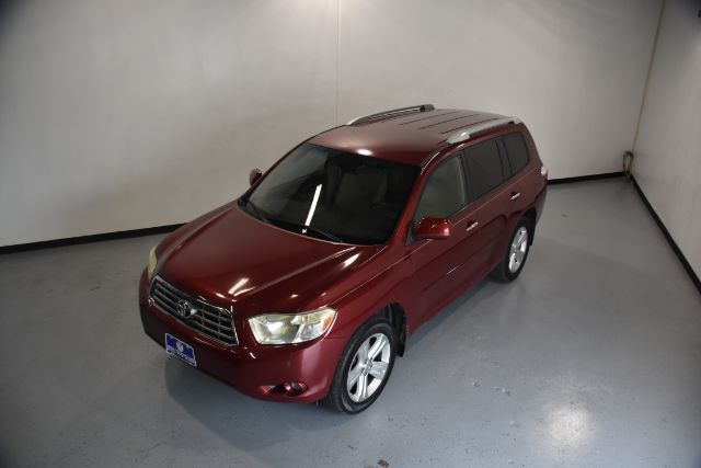2008 Toyota Highlander Limited 2WD Houston TX