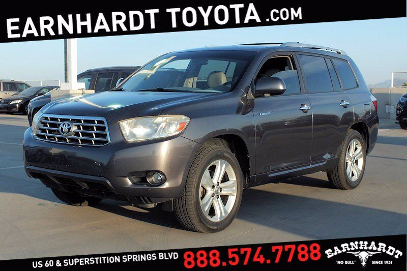2008 Toyota Highlander Limited 4WD *1-OWNER!* Mesa AZ