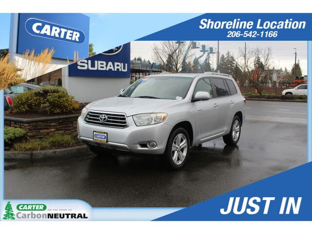 2008 Toyota Highlander Limited 4WD Seattle WA