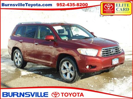 2008 Toyota Highlander Limited Burnsville MN