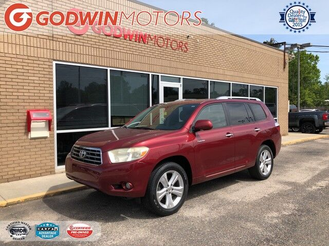 2008 Toyota Highlander Limited Columbia SC