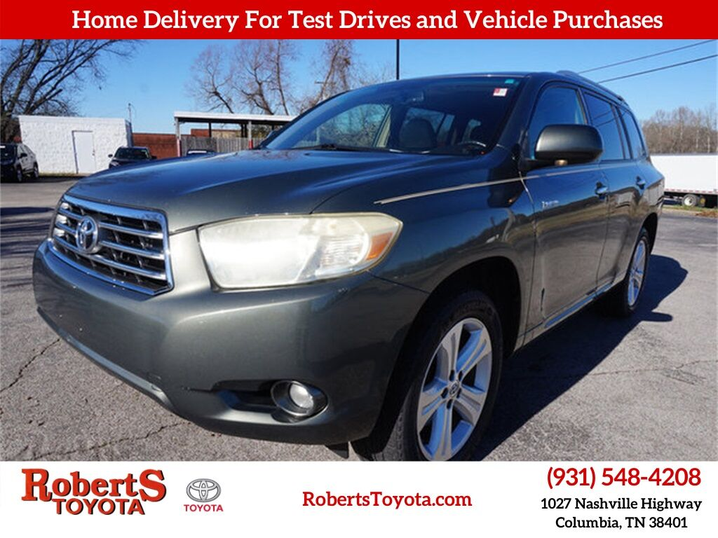 2008 Toyota Highlander Limited Columbia TN