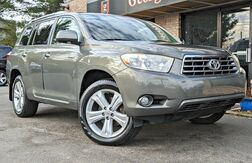 2008_Toyota_Highlander_Limited_ Georgetown KY