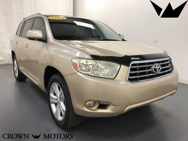 2008 Toyota Highlander Limited Holland MI