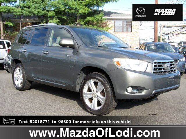 2008 Toyota Highlander Limited Lodi NJ