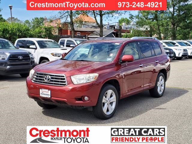 2008 Toyota Highlander Limited Pompton Plains NJ