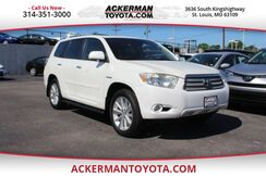 2008_Toyota_Highlander_Limited_ St. Louis MO