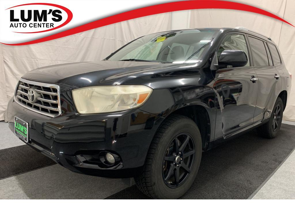 2008 Toyota Highlander Limited Warrenton OR