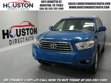 2008_Toyota_Highlander_Limited_ Houston TX