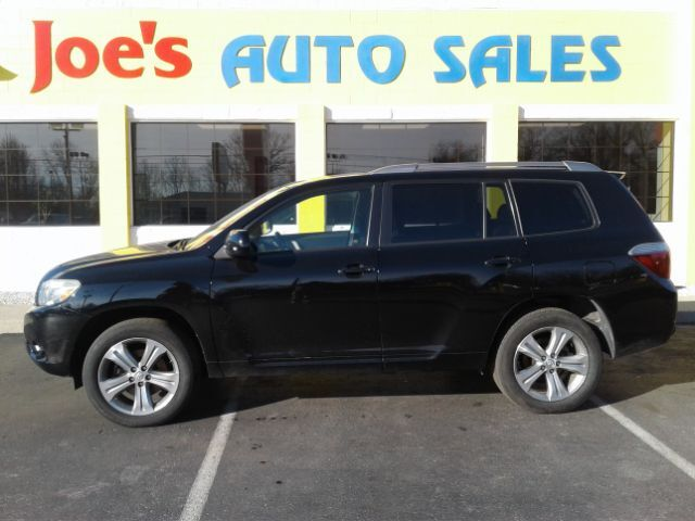 2008 Toyota Highlander Sport 4WD Indianapolis IN