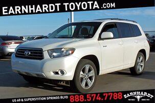 2008_Toyota_Highlander_Sport 4WD *WELL MAINTAINED!*_ Phoenix AZ