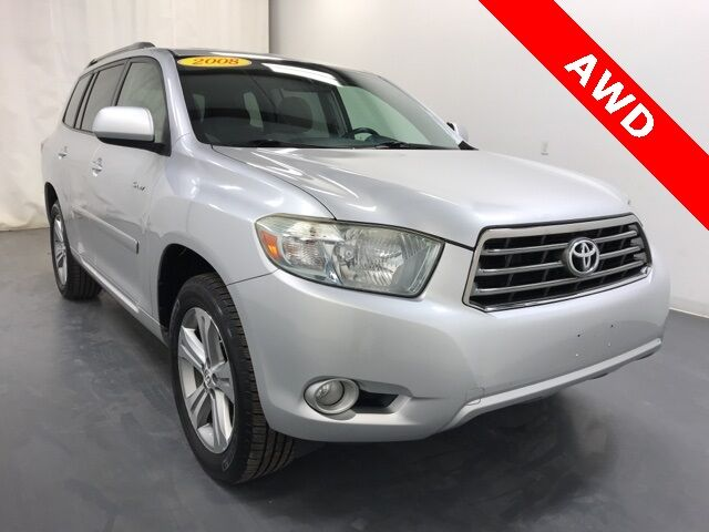 2008 Toyota Highlander Sport Holland MI