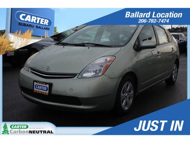 2008 Toyota Prius Base Seattle WA