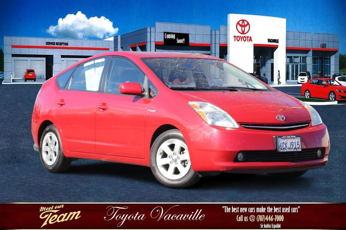 2008 Toyota Prius Touring Hatchback Vacaville CA