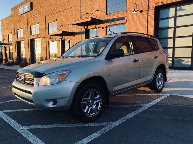 2008 Toyota RAV4 Base I4 4WD Bountiful UT