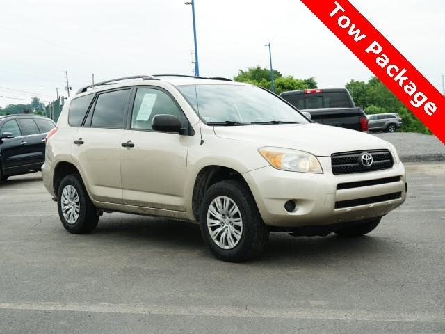 2008 Toyota RAV4 FWD 4dr 4-cyl 4-Spd AT Cranberry Twp PA