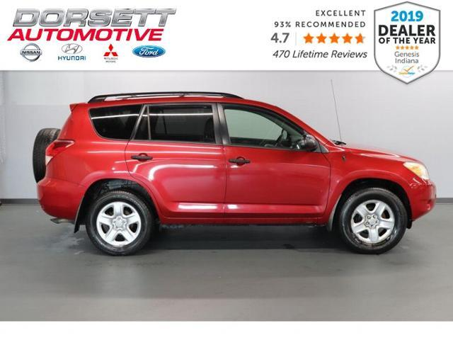 2008 Toyota RAV4 FWD 4dr 4-cyl 4-Spd AT Terre Haute IN