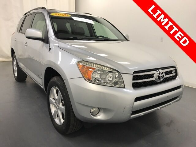 2008 Toyota RAV4 Limited Holland MI