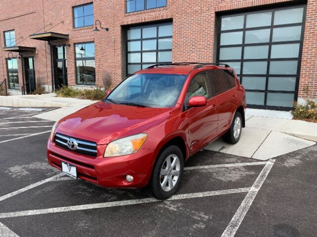 2008 Toyota RAV4 Limited I4 4WD Bountiful UT
