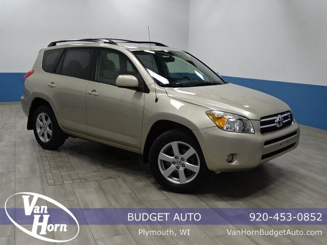 2008 Toyota RAV4 Limited Plymouth WI