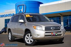 2008_Toyota_RAV4_Ltd_ Wichita Falls TX
