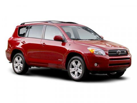 2008 Toyota RAV4 Ltd Green Bay WI