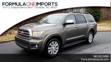 2008_Toyota_SEQUOIA_LIMITED / COLD AREA PKG / SUNROOF / DVD ENTERTAINMENT_ Charlotte NC