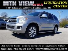 Toyota Sequoia Limited 4X4 2008