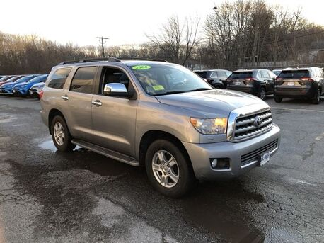 2008_Toyota_Sequoia_Limited_ Dudley MA