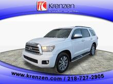 2008_Toyota_Sequoia_Limited_ Duluth MN