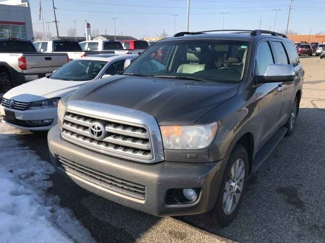 2008 Toyota Sequoia Limited Holland MI