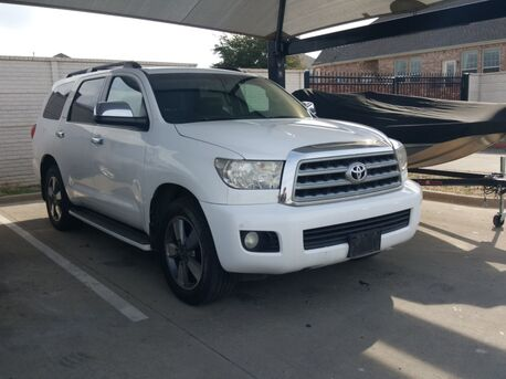 2008_Toyota_Sequoia_Limited /MOON/ROOF RACK/CRUISE/P2_ Euless TX