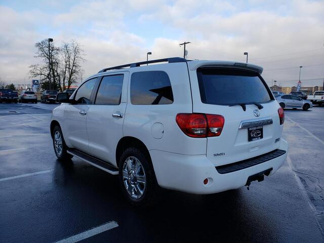 2008 Toyota Sequoia Limited Spokane WA