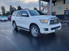2008_Toyota_Sequoia_Limited_ Spokane WA