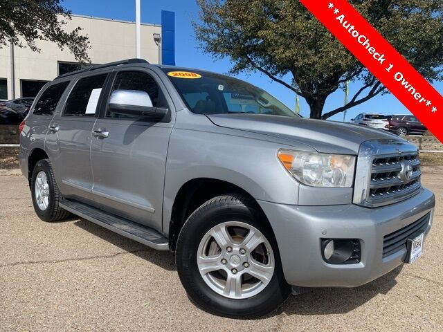 2008 Toyota Sequoia Limited Waco TX