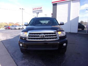 2008_Toyota_Sequoia_Platinum_ Richmond KY