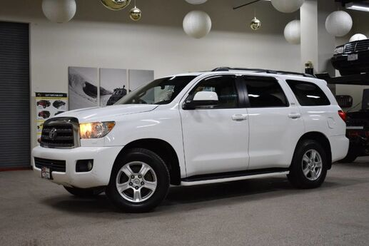 2008 Toyota Sequoia SR5 Boston MA