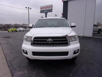2008_Toyota_Sequoia_SR5_ Richmond KY