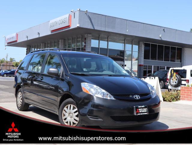 2008 Toyota Sienna CE Cerritos CA