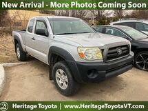 2008 Toyota Tacoma 4WD Access Cab I4 MT South Burlington VT
