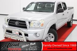 2008_Toyota_Tacoma_Base_ St. Cloud MN