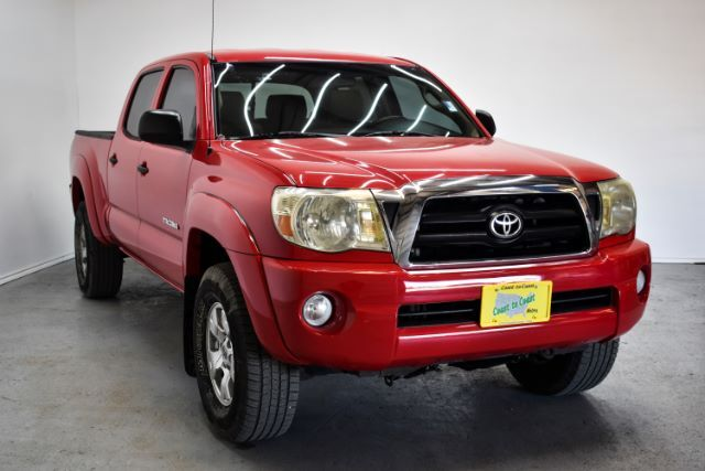 2008 Toyota Tacoma PreRunner Double Cab Long Bed V6 2WD Houston TX