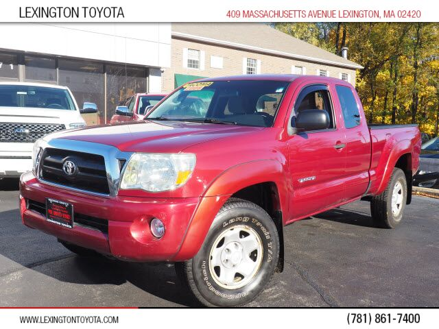 2008 Toyota Tacoma V6 Lexington MA